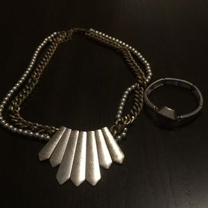 Jewelry - Metal necklace 4 for $15